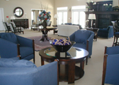 Clubhouse tour